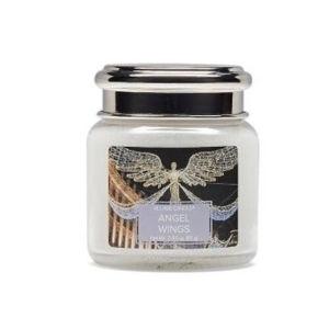 Village Candle Vonná sviečka v skle Andělská Krídla (Angel Wings) 92 g