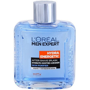 L´Oréal Paris Voda po holení Men Expert (Hydra Energetic After-Shave Splash) 100 ml