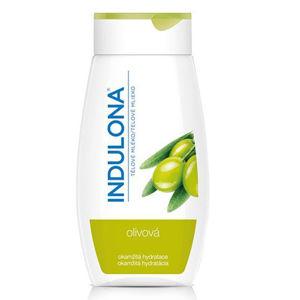 Indulona Vysoko hydratačné a regeneračné telové mlieko Oliva 250 ml
