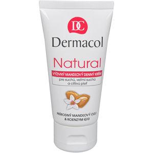 Dermacol Výživný mandľový denný krém Natural - tuba 50 ml