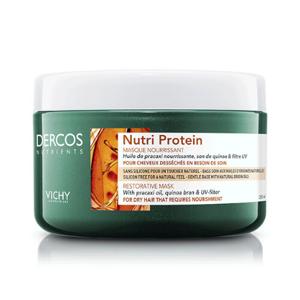 Vichy Vyživujúci maska pre suché vlasy Dercos Nutri Protein (Restorative Mask) 200 ml