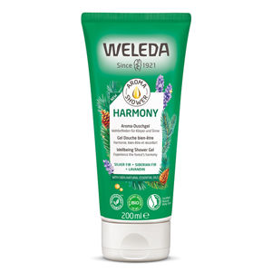 Weleda Harmonizujúci sprchový gél Aroma Shower Harmony (Wellbeing Shower Gel) 200 ml
