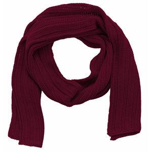CAPU Zimný šál 2860-B Red