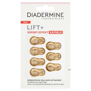 Diadermine Zpevňující kapsule s okamžitým efektom Lift+ 7 ks