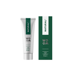 WOOM Zubná pasta NATURAL + (Toothpaste No.3 Natura l ) 75 ml