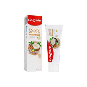 Colgate Zubná pasta Natura l Extracts Coconut & Ginger 75 ml