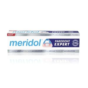 Meridol Zubná pasta proti krvácaniu ďasien a parodontitíde Paradont Expert 75 ml