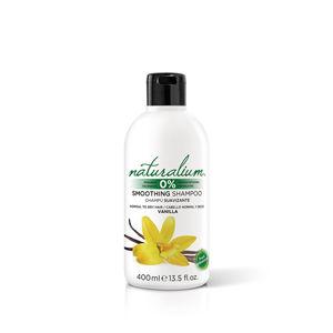 Naturalium Zvlhčujúci a vyhladzujúci šampón Vanilka (Smooting Shampoo) 400 ml